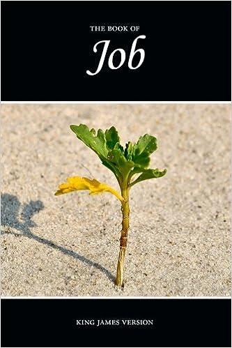 The Book of Job (KJV) (The Holy Bible, King James Version) (Volume