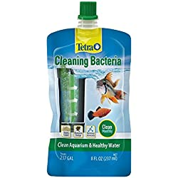 Tetra Aquarium Cleaning Bacteria, 8 oz