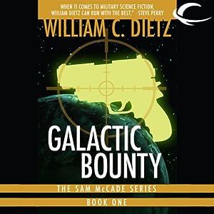 Galactic Bounty Hörbuch