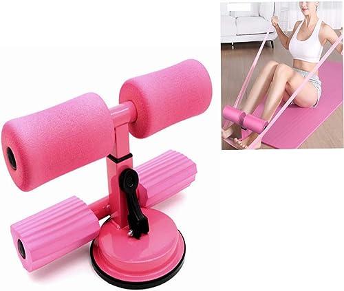 MINGSHENG Indoor Yoga Fitness Equipment'sit-up aids Sucker Multi-Functional Abdomen Builder