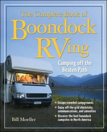 Complete Book Boondock RVing International product image