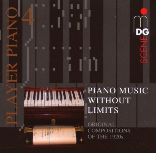 Piano Music Without Limits: Original Compositions of the 1920s by N/A (2007-09-25)