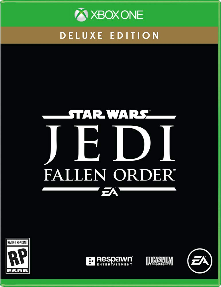 Star Wars Jedi: Fallen Order Deluxe Edition - Xbox One