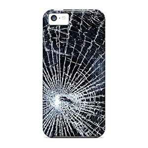 HXSmYff5512vJwMK Maria N Young Awesome Case Cover Compatible With Iphone 5c - Broken Screen
