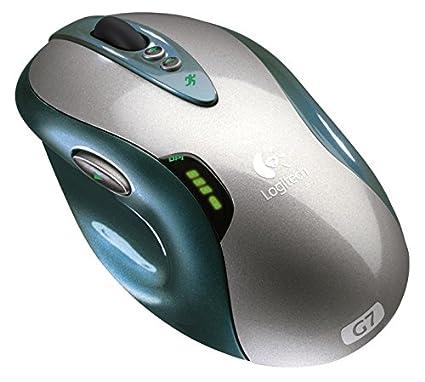 37074cc1253 Amazon.com: Logitech G7 Laser Cordless Mouse - USB wireless receiver:  Computers & Accessories