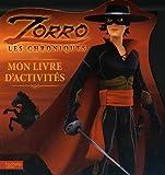 Zorro - Mon livre d'activités