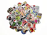100 pcs Sticker Pack Picavinci Design Hippies
