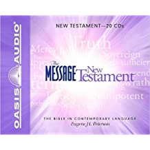The Message Bible: Complete Bible