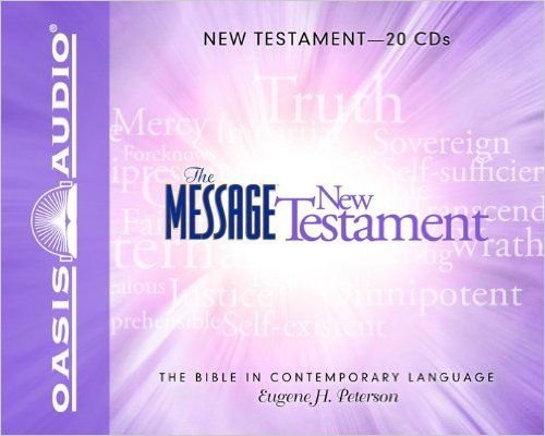 The Message: The New Testament pdf
