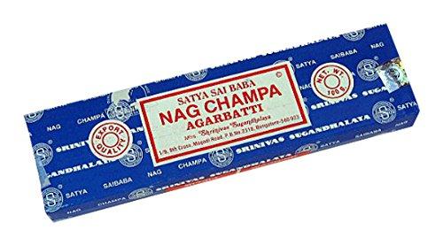 Satya Sai Baba Nag Champa 100 Gram - incensecentral.us