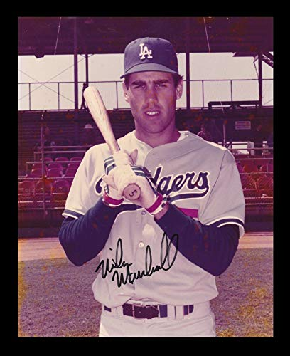 Mike Marshall Signed Photo 8x10 Autographed Dodgers 27417