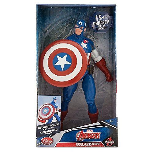 Disney Marvel Avengers Talking Captain America 14