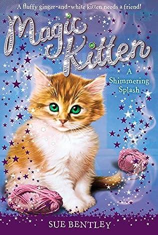 book cover of A Shimmering Splash