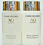 Cosme Decorte AQ Meliority Repair Lotion + Emulsion 10pcs set , travel size - Free worldwide shipping
