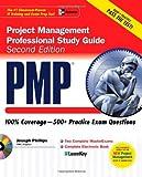PMP Project Management Professional, Joseph Phillips, 0072262907