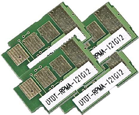 Amazon com: NE IMAGE - 4 Toner Reset Chip for Dell YK1PM