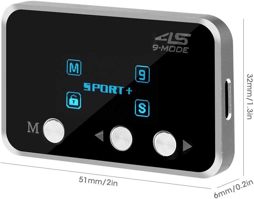 WB668 Windbooster 7-Mode Throttle Controller