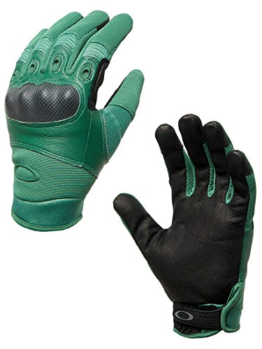 Oakley Mens Factory Pilot Glove, Foliage Green, X-Large