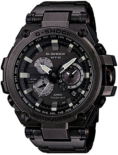 CASIO watch G-SHOCK MTG Special Model Aged processing model world six stations radio waves corresponding Solar Watch MTG-S1000V-1AJF Men's