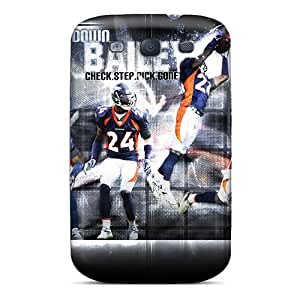 New Premium XeK2426nKRp Case Cover For Galaxy S3/ Denver Broncos Protective Case Cover