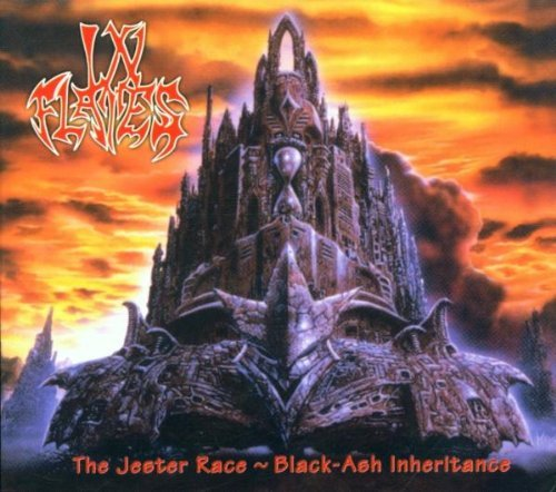 Race Jester - Jester Race: Black Ash Inheritance by In Flames (2002-05-14)
