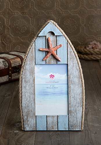 Fashioncraft Frame Boat Shape Starfish