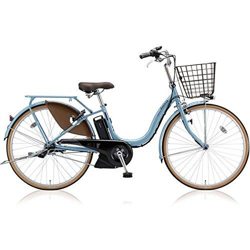 ブリヂストン(BRIDGESTONE) アシスタファイン A6FC18 26インチ 電動アシスト自転車 専用充電器付 B075SDSPJJE.Xマリノブルー