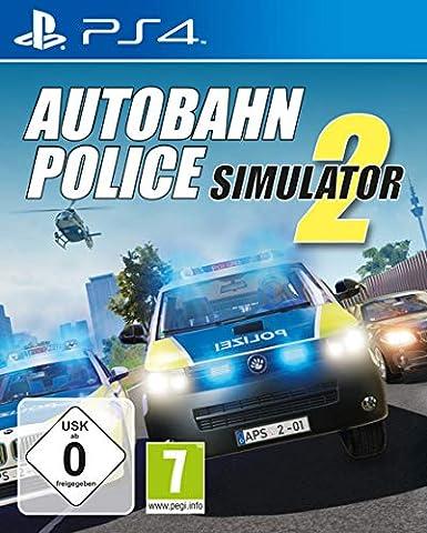 Amazon Com Autobahn Police Simulator 2 Ps4 Game Video Games