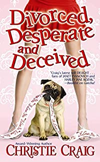 Divorced, Desperate And Deceived by Christie Craig ebook deal