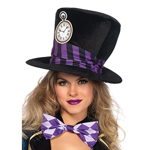 Leg Avenue Women's Sexy Mad Hatter Costume
