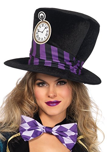 Leg Avenue Women's Delightful Hatter Costume, Multi, Medium by Leg Avenue (Image #3)