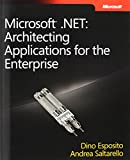 img - for Microsoft  .NET: Architecting Applications for the Enterprise (Developer Reference) book / textbook / text book