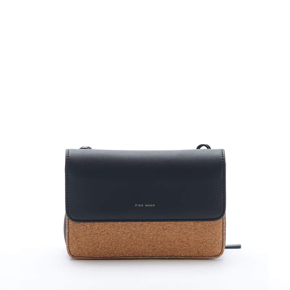 fc6b745680b3 Amazon.com: Jane Magnet Black and Cork 8 x 5 Vegan Leather 2 In 1 ...