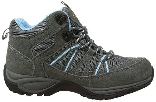Grey Grigio Escursionismo Jasper Scarpe Grey Blue Donna Chatham da OxqX7WYY