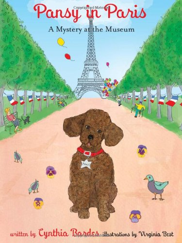 Pansy in Paris: A Mystery at the Museum (Pansy the Poodle Mystery (Season Poodle)