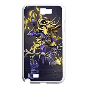 Samsung Galaxy N2 7100 Cell Phone Case White Defense Of The Ancients Dota 2 CLINKZ Irglw