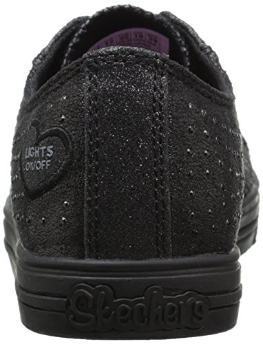 Skechers Kinder Twinkle Toes Chit Chat Light-Up Lace