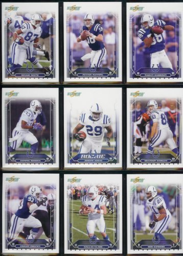 Harrison Indianapolis Colts Super Bowl - 2006 Score Indianapolis Colts Super Bowl Champions Football Cards Complete Set of 14 Cards including Peyton Manning, Marvin Harrison, Reggie Wayne, Joseph Addai Rookie, Vashon Pearson Rookie & more!!