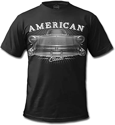 1957 Buick Roadmaster Special Graphic T-Shirt Made in USA