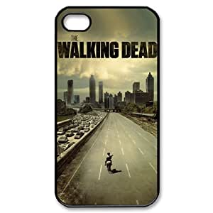Iphone 4 4s Case Cover The Walking Dead Poster Apple Iphone 4 4s