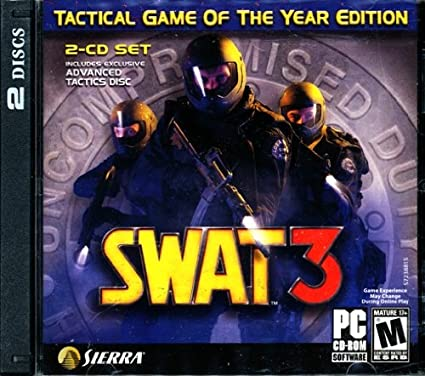 Buy Swat 3 (Tactical Game Of The Year Edition) by Sierra