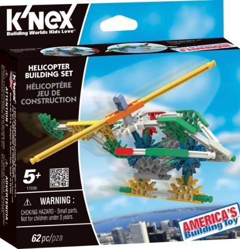 K'NEX Intro Helicopter Building Set Assortment by (Intro Assortment)