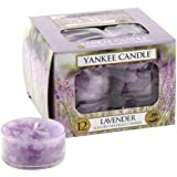 Yankee Candle - 12 Pack Tealights - Lavender