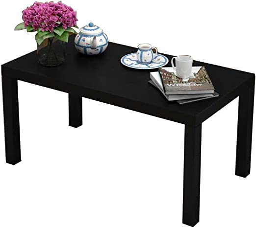 Amazon Com Soges Coffee Table 35 4 Compact Coffee Tables For
