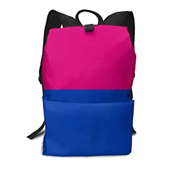 Amazon com | Cisgender Pride Flag Book Bag Holder Travel