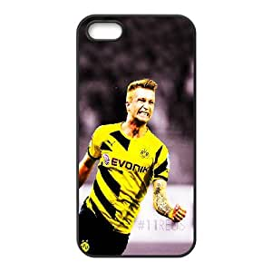 Custom Case Marco Reus 11 football PHONE Case For iPhone 5, 5S ZZ29R3107