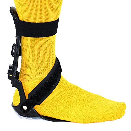 (Insightful Products Step-Smart Drop Foot Brace (Right Foot - Large/X-Large))