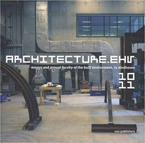 Architecture.Ehv 10-11 - Annual Eindhoven University of Technology (2 Vols.)