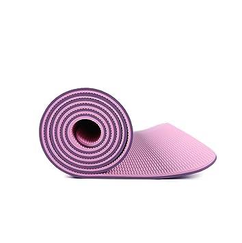 XIAHE Tup Deux Couleurs 6mm Tapis De Yoga Ligne Corporal ...