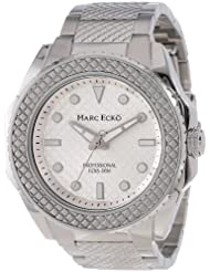 Marc Ecko Mens M15037G1 The Hirst Classic Analog Watch